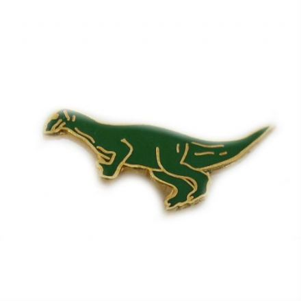 Dinosaur Pin Badge